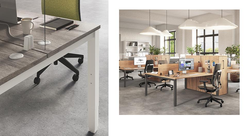 tecnológicos en la fabricación de muebles y sillas de oficina